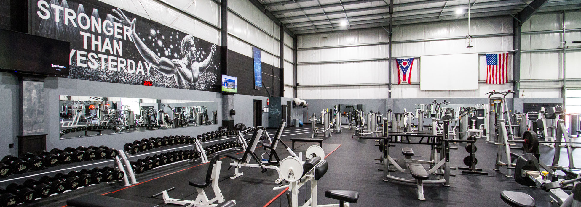 Why THE GYM Is Ranked One of the Best Fitness Facilities In Gahanna, Ohio
