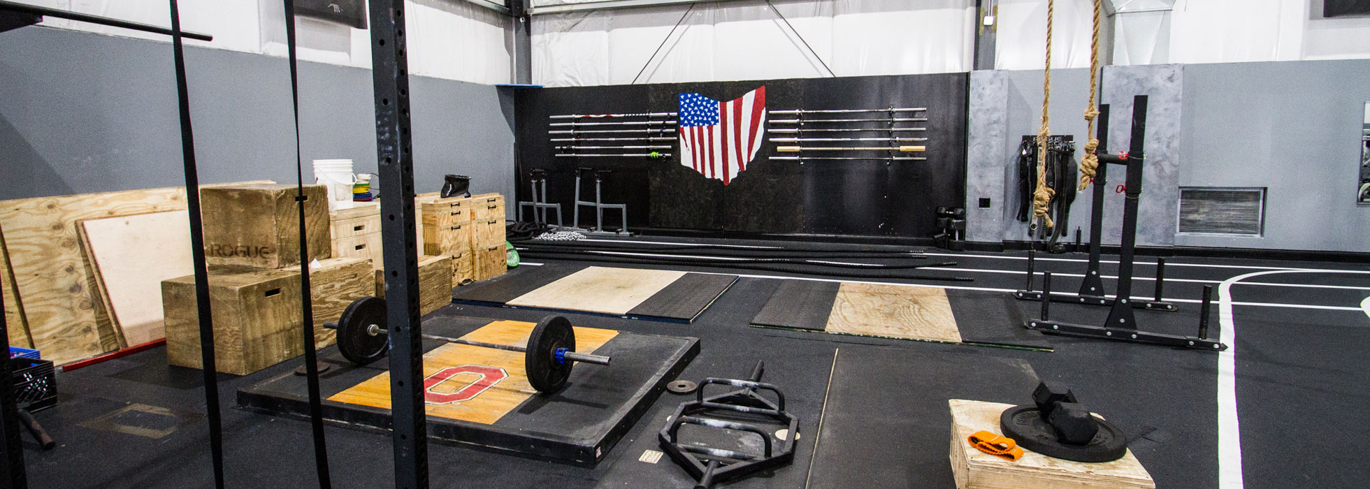 Check Out THE GYM Near Columbus